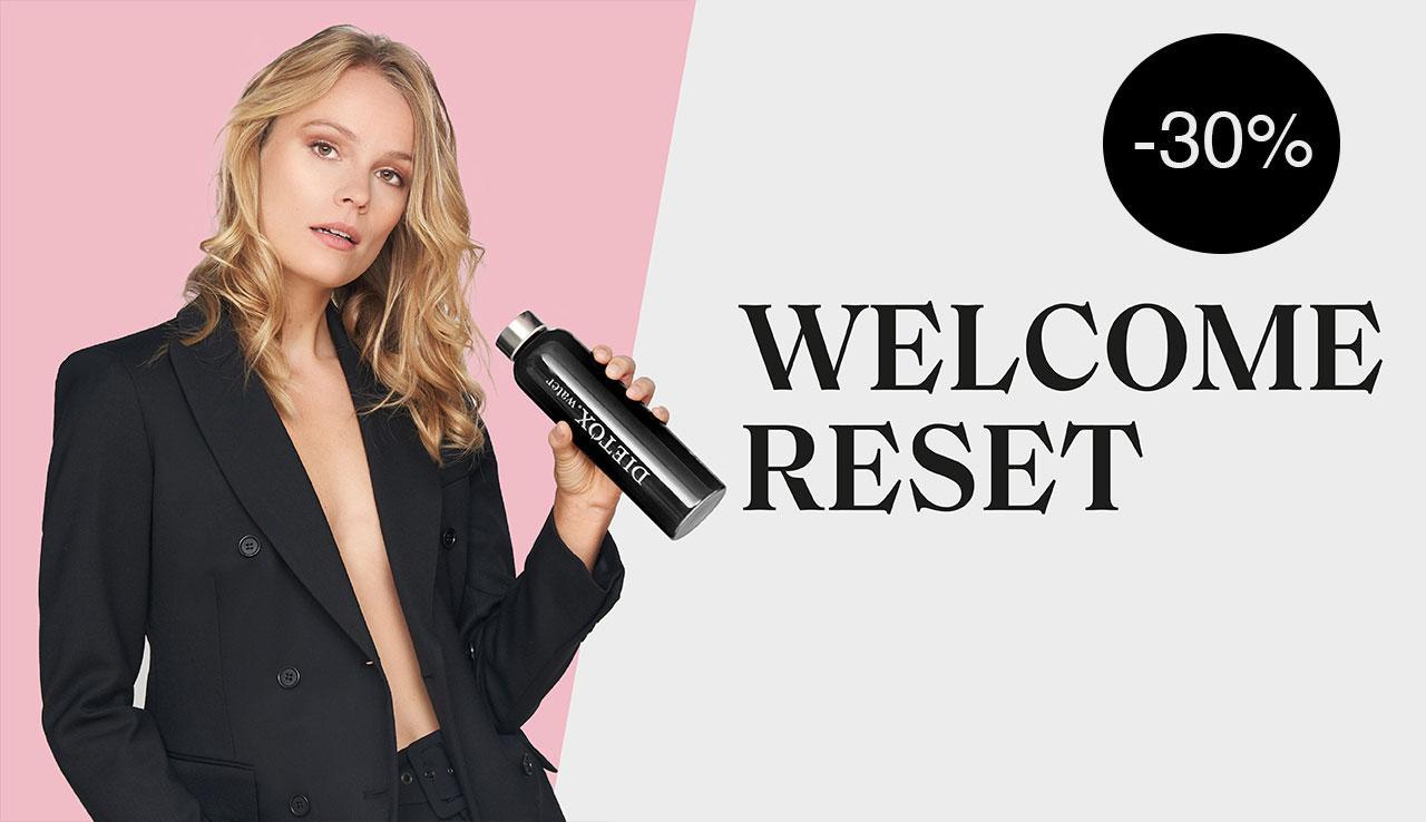 Welcome Reset