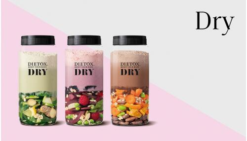 Complet diet vegan smoothies