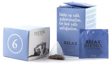 6. Relax Infusion - detox infusion